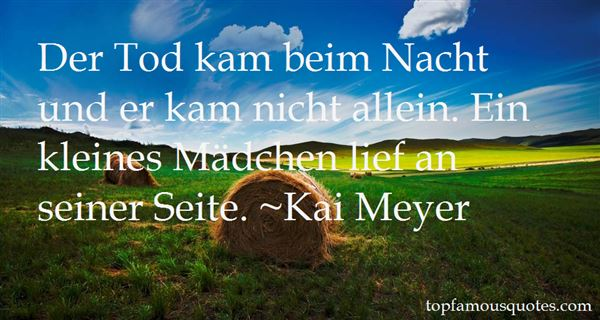 Quotes About Nacht