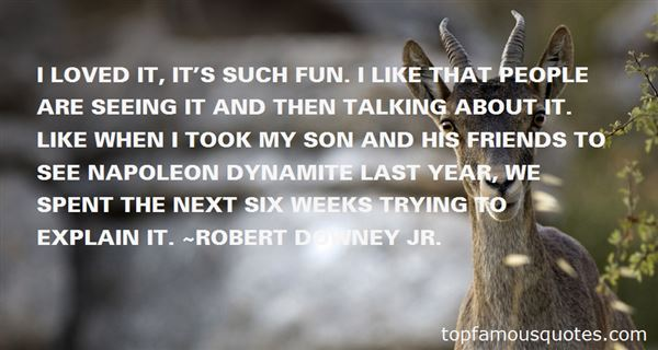 Quotes About Napoleon Dynamite