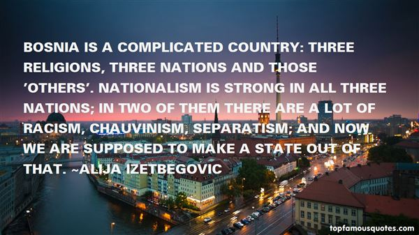 Quotes About Nationalism