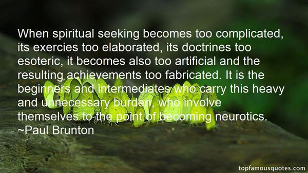 Quotes About Neurotics