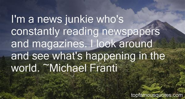 Quotes About Newspapers And Magazines