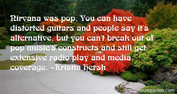 Quotes About Nirvana Music