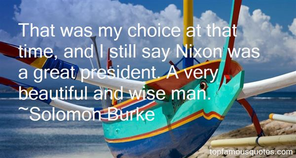 Quotes About Nixon