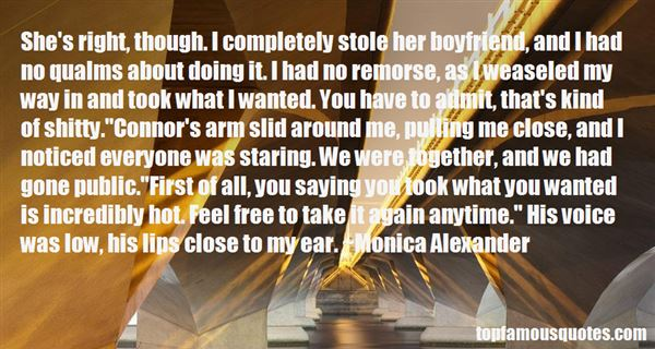 Quotes About No Remorse