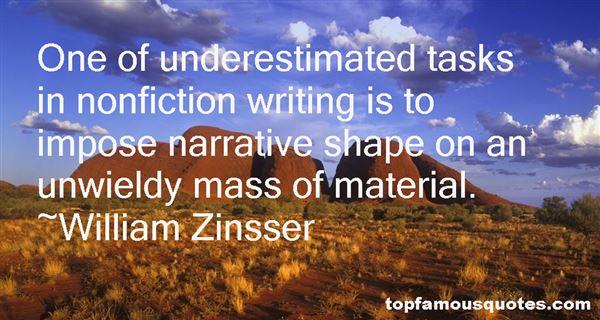 Quotes About Non Fiction