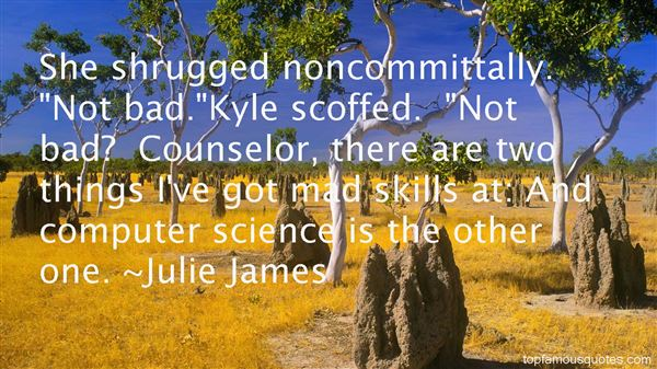 Quotes About Noncommittal