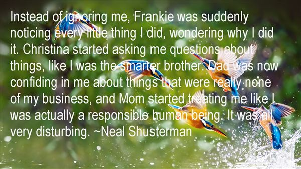 Quotes About Noticing Little Things