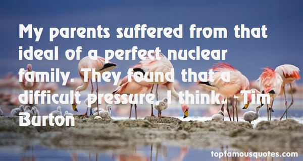 Quotes About Nuclear Family