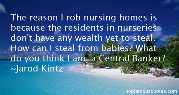 Quotes About Nursing Homes
