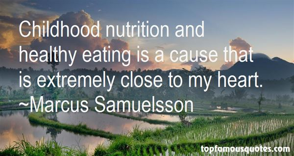 Quotes About Nutrition And Health