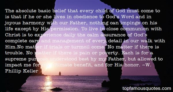 Quotes About Obedience To God