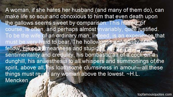 Quotes About Obnoxious Woman