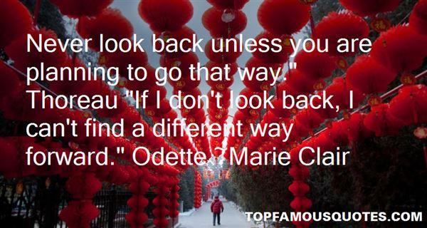 Quotes About Odette