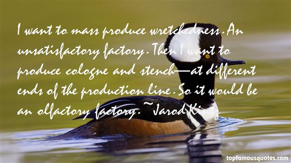 Quotes About Olfactory