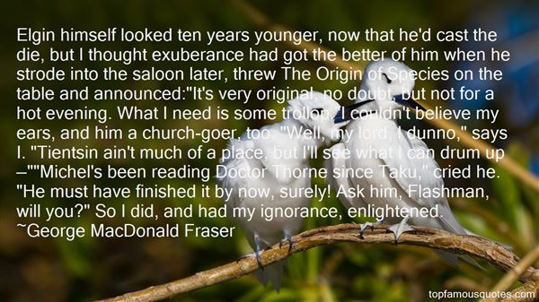 Origin Of Species Quotes: Best 23 Famous Quotes About