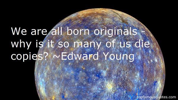 Quotes About Originals