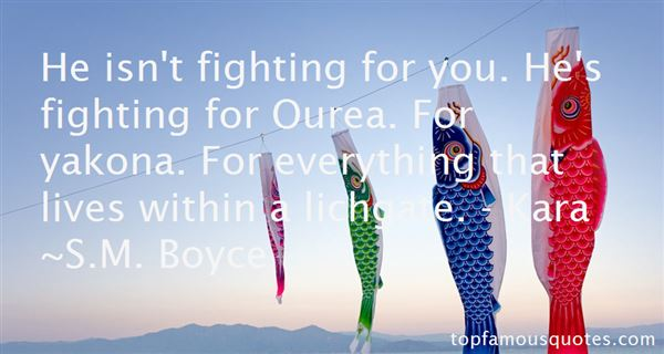 Quotes About Ourea