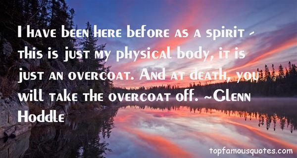 Quotes About Overcoat