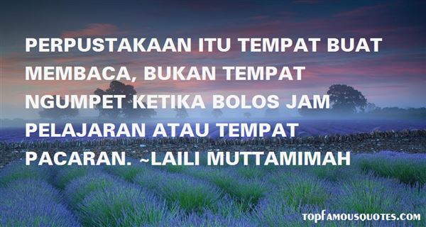 Quotes About Pacar