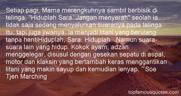 Quotes About Pagi