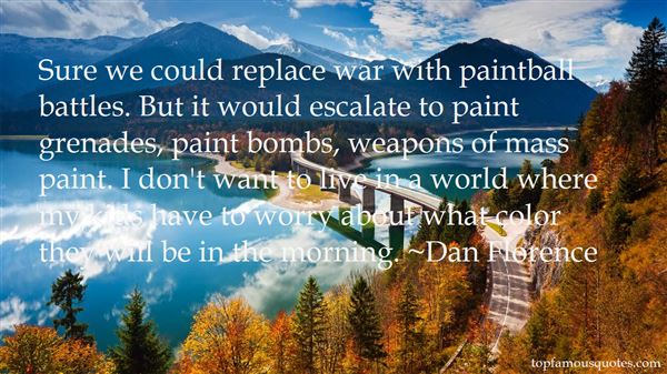 Quotes About Paintball