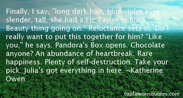 Quotes About Pandora Box