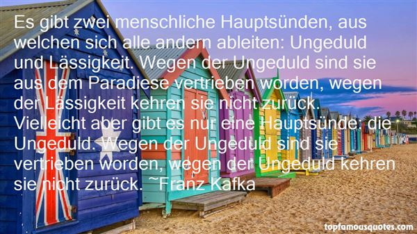 Quotes About Paradies