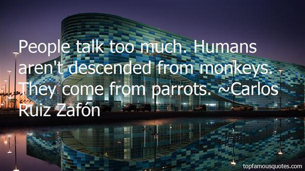 Quotes About Parrots