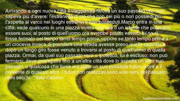 Quotes About Passato