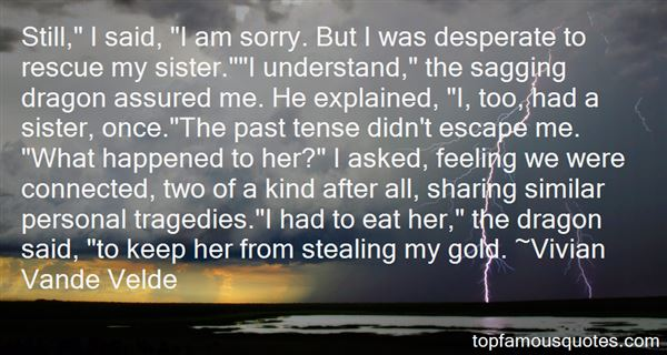 Quotes About Past Tense