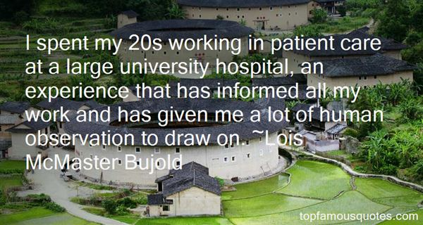 Quotes About Patient Experience