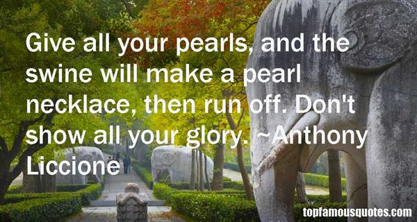 Quotes About Pearls And Lace