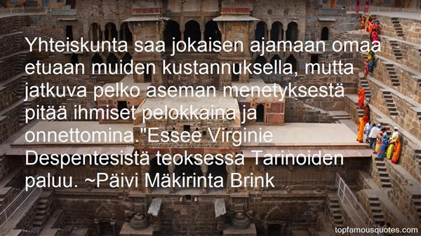 Quotes About Pelko