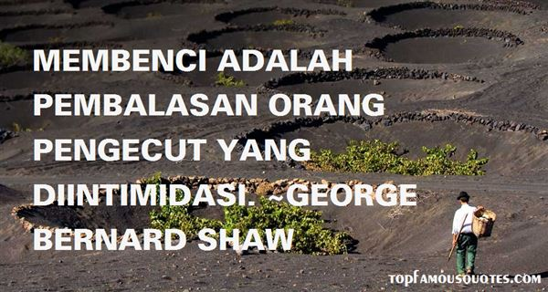 Quotes About Pengecut