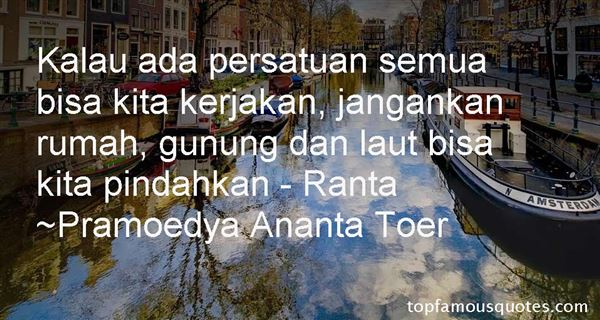 Quotes About Persatuan