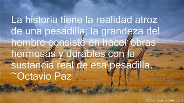 Quotes About Pesadilla
