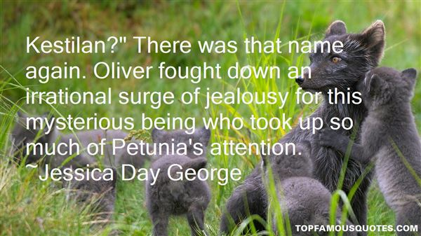 Quotes About Petunia