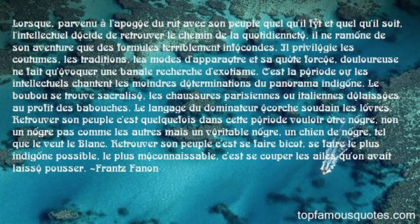 Quotes About Peuple