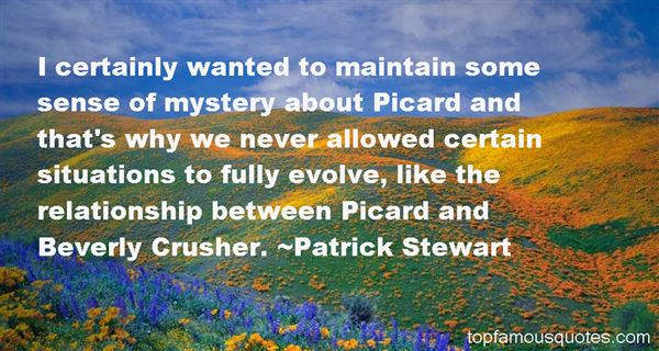 Quotes About Picard