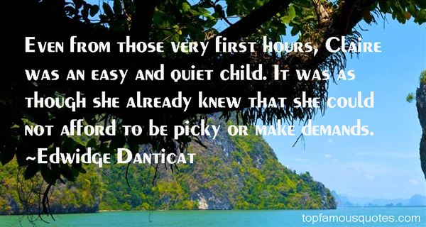 Quotes About Picky