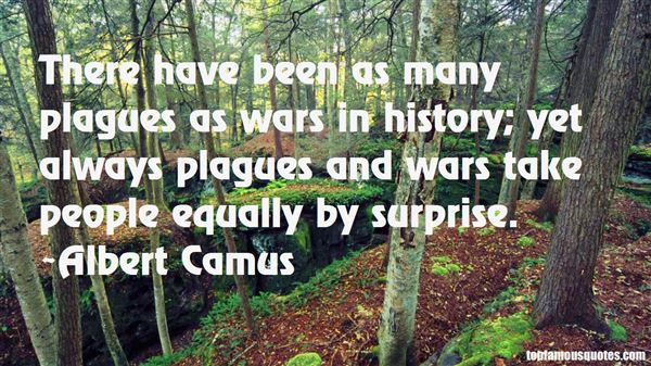 Quotes About Plagues