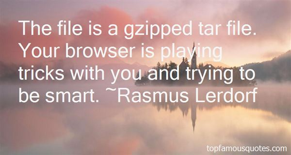 Quotes About Playing Tricks
