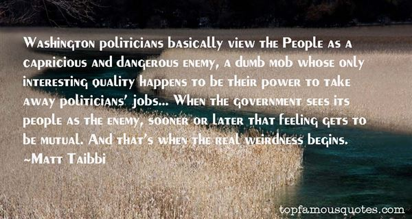 Quotes About Politicians And Power