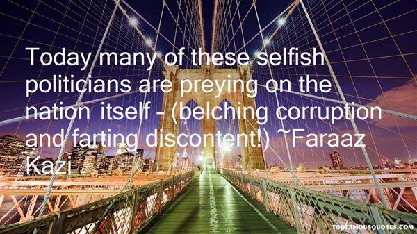 Quotes About Politicians Corruption