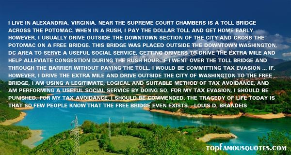 Quotes About Potomac