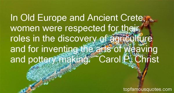 Quotes About Pottery Making