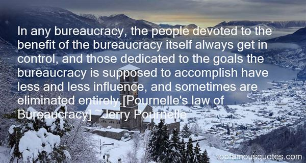 Quotes About Pournelle