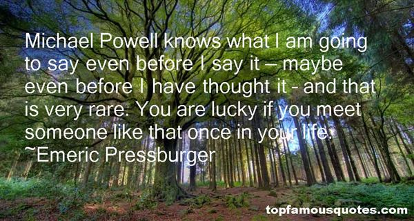 Quotes About Powell