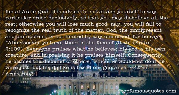 Quotes About Praises