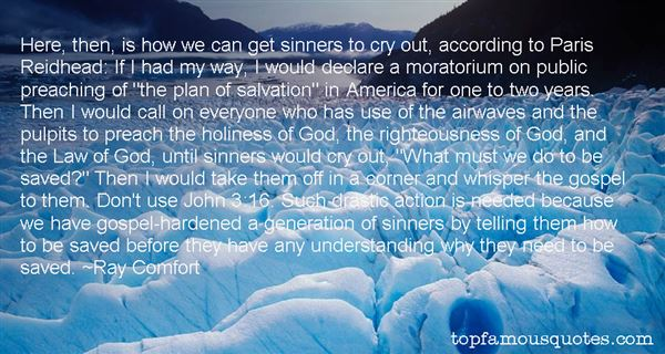 Quotes About Preaching